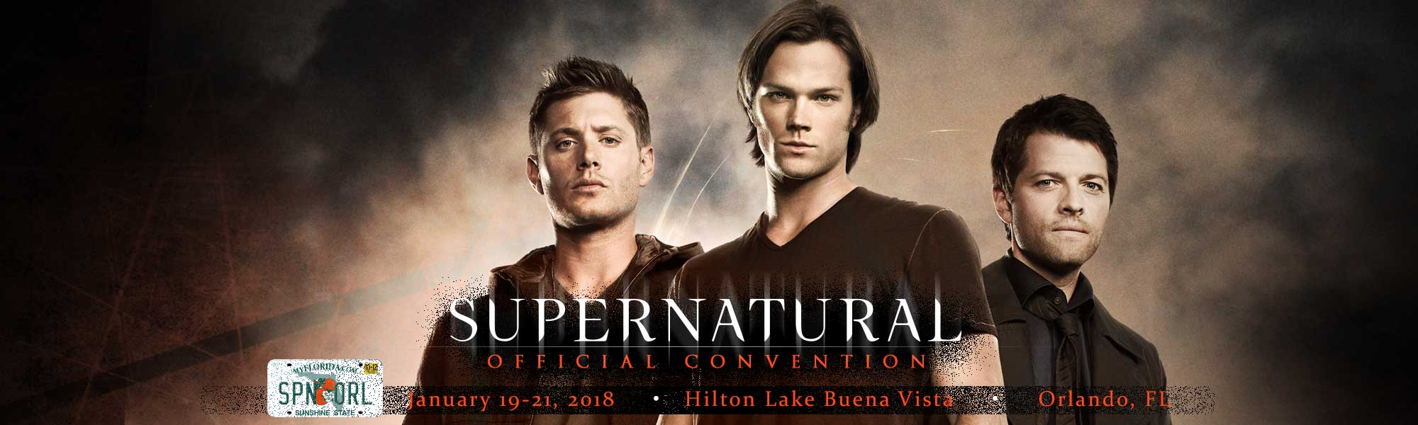 Creation Entertainment's Supernatural Offical Convention in Orlando, FL