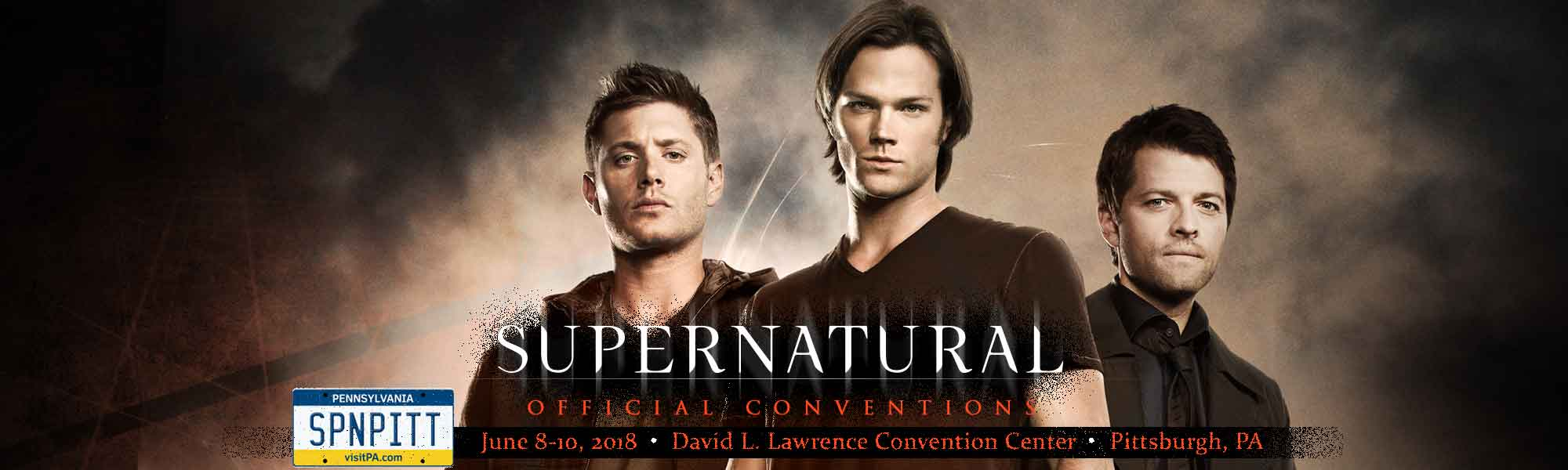 Creation Entertainments Supernatural Offical Convention In