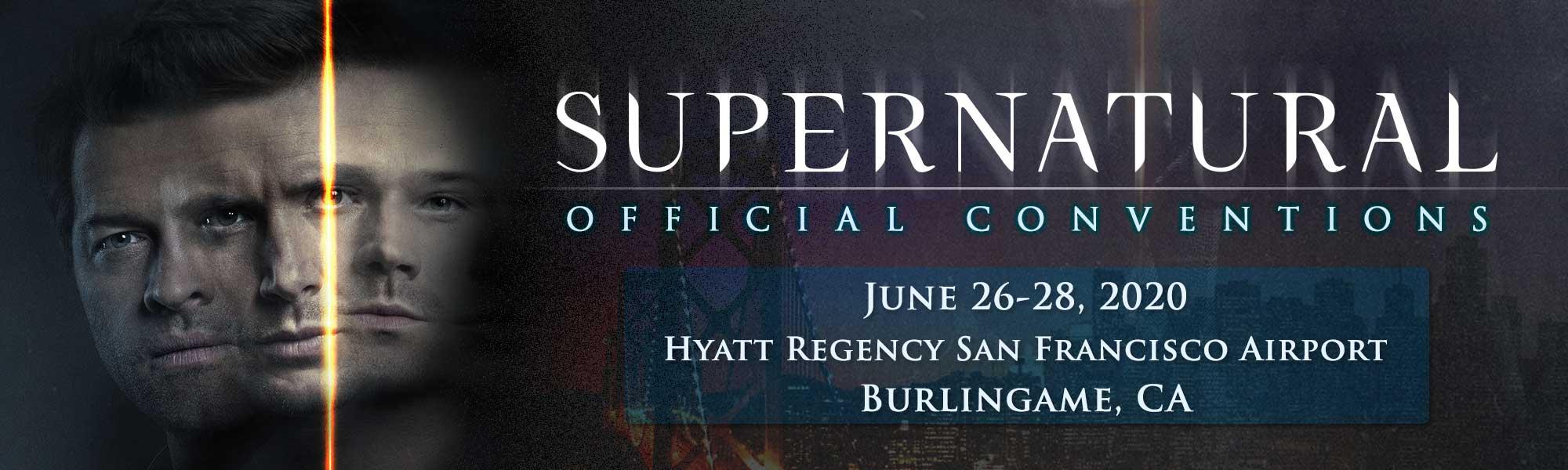 Supernatural Convention Schedule 2020 Creation Entertainment's Supernatural Offical Convention in