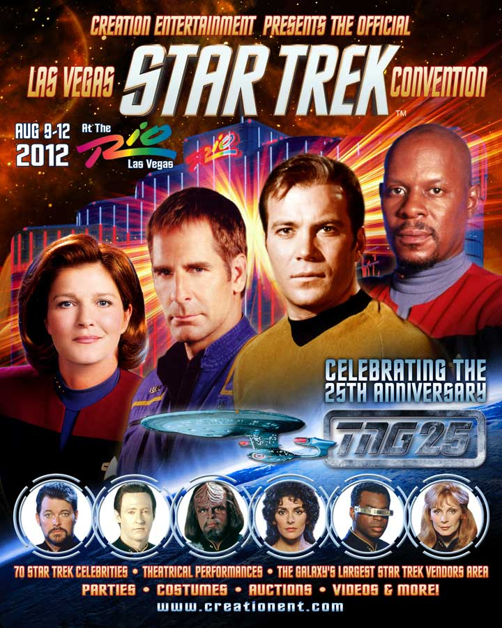 G & T Show 36 - Podcaster's Row at STLV