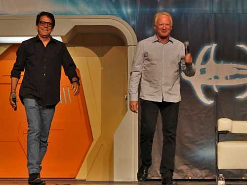The Great Anson Williams and Don Most