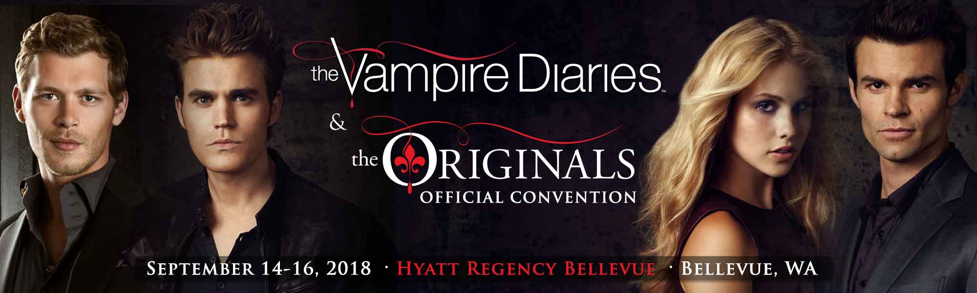 Creation entertainments the vampire diaries official convention creation entertainments the vampire diaries official convention seattle wa m4hsunfo