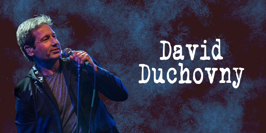 Concert featuring David Duchovny