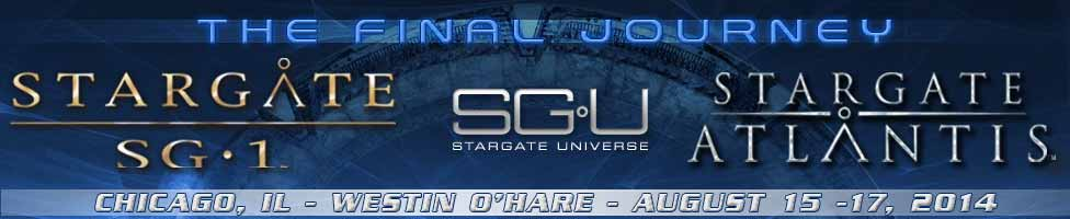 Creation Entertainment's Official Stargate Convention