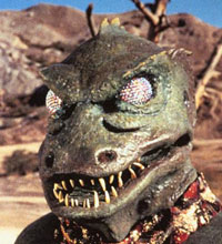 Bobby Clark as Gorn