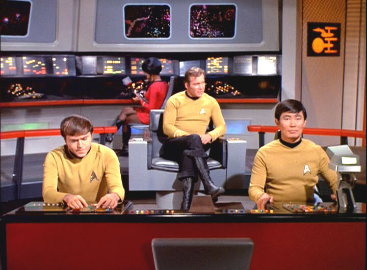 Star Trek: The Original Series Bridge