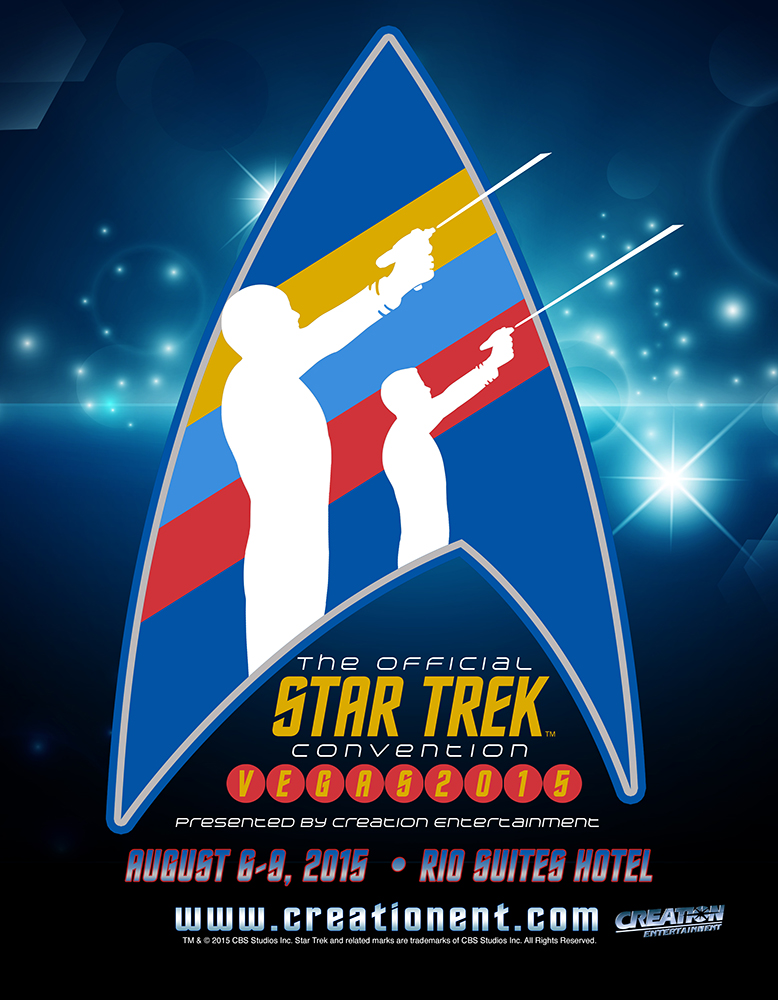 Official Star Trek Convention Las Vegas