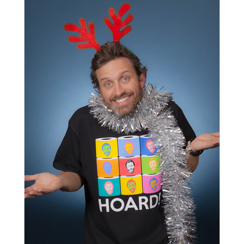Rob Benedict Hoard T-Shirt