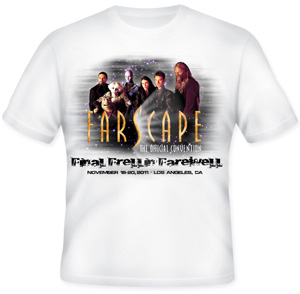 Farscape Convention T-Shirt