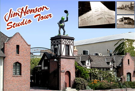 jim henson studio tour