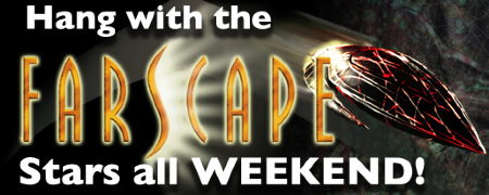 hang with the farscape stars