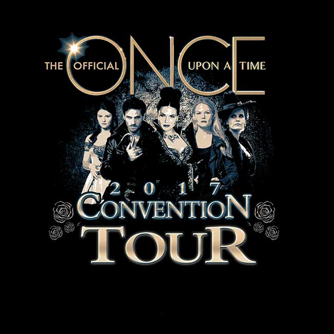 Once Upon A Time Official Convention Tour
