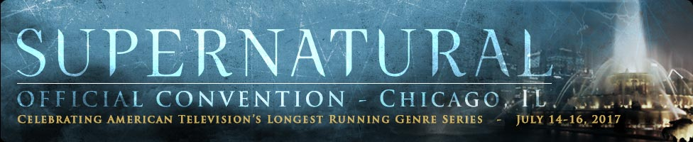 Creation Entertainment's Supernatural Official Convention