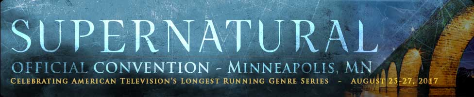 Supernatural Offical Convention - Minneapolis