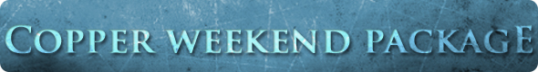 Copper Weekend Package