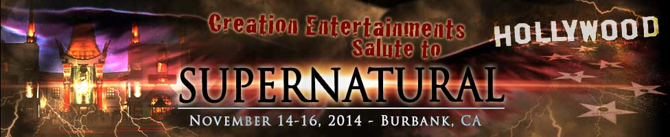 Creation Entertainment's Salute to Supernatural