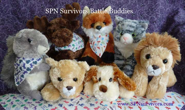 SPN Survivors Plush