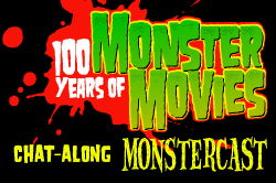 100 years of monster movies
