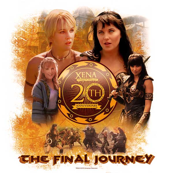 Xena 20th Anniversary
