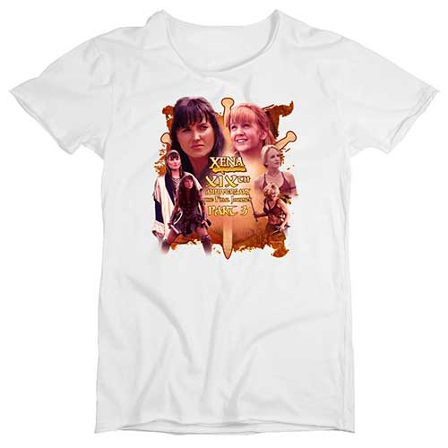 Xena Convention T-Shirt 2014