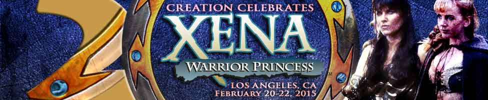 Creation Entertainments Xena Convention