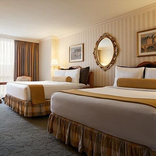 Paris Las Vegas Room