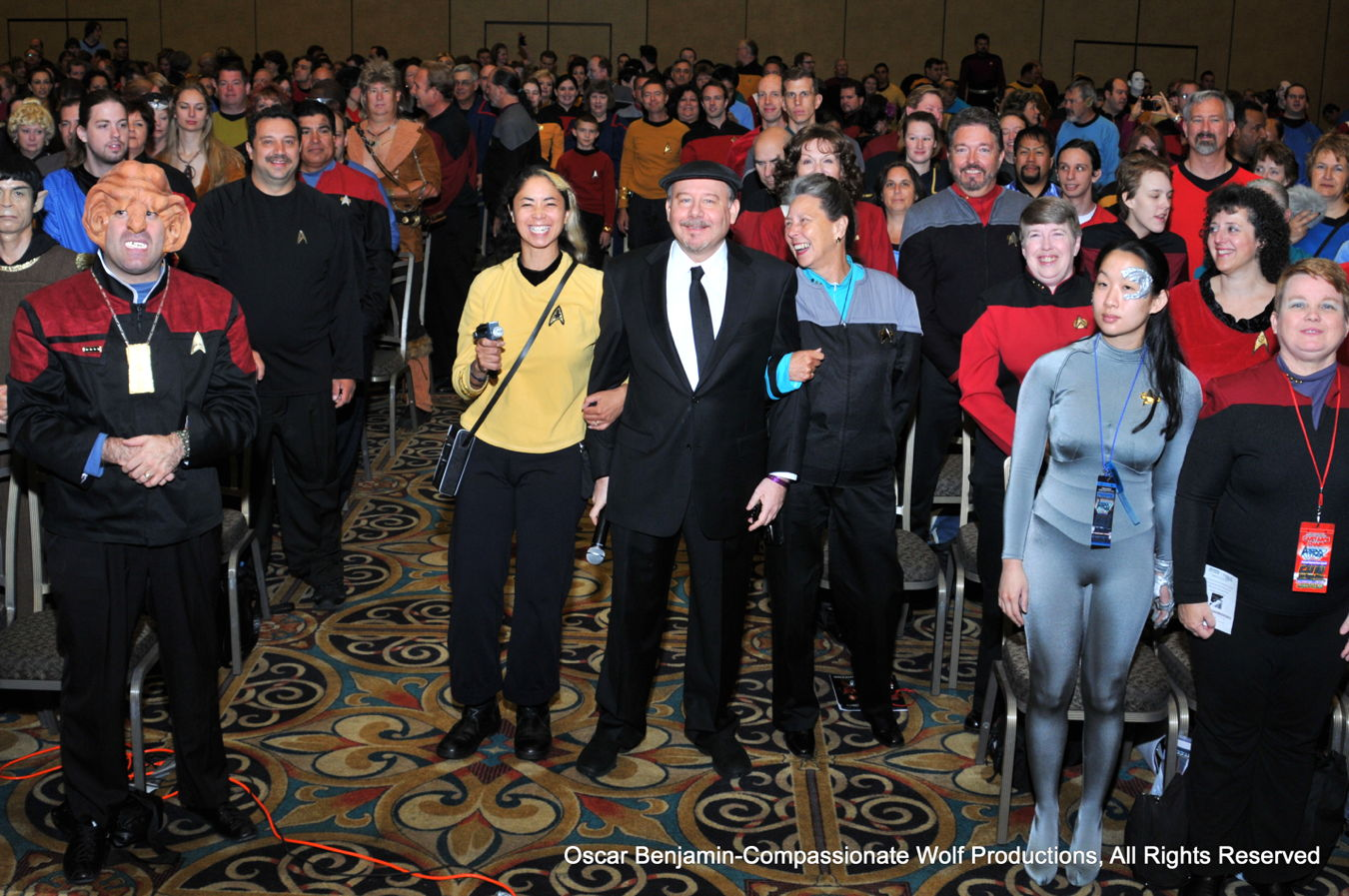 Star Trek: The Cruise - The Un-Conventional Voyage.