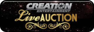 Creation's Live Auctions!