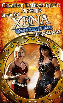 Click here for Xena Merchandise!