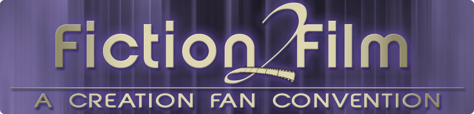 Fiction2Film A Creation Fan Convention