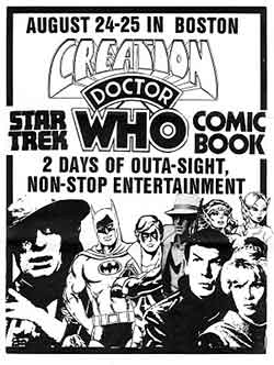 Early Creation Convention