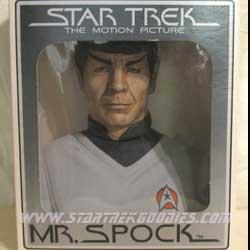 Spock Bust
