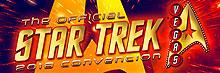The Star Trek Official Convention Las Vegas