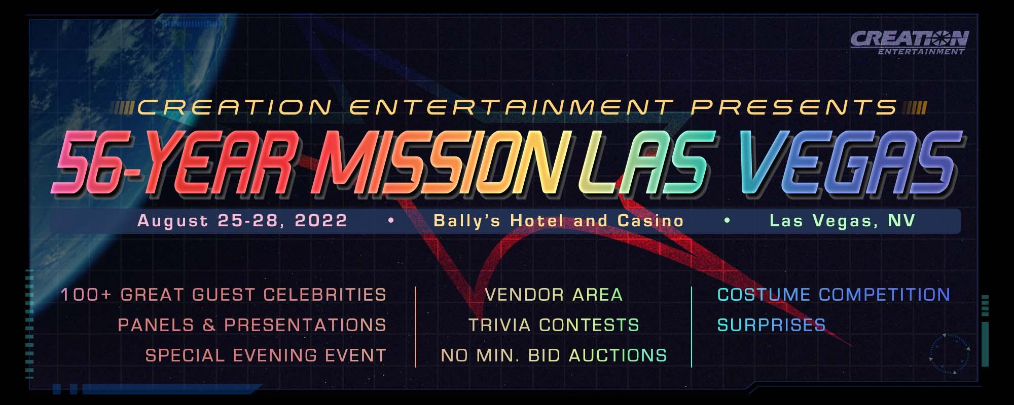Creation Entertainment Trek Conventions