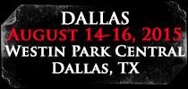 Dallas, Aug. 17-18, 2013, Westin Dallas/Fort Worth