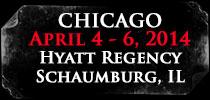 Chicago, April 14-15, 2012, Westin O'Hare
