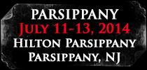 Parsippany, August 18-19, 2012, Hilton Parsippany