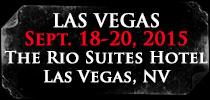 Las Vegas, April 13-14, 2013, Rio Suites Hotel