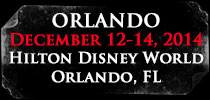 Orlando, Dec. 8-9, 2012, Hilton Walt Disney World Resort