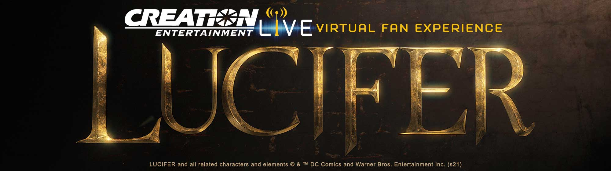 Creation Entertainment presents Virtual Fan Experiences