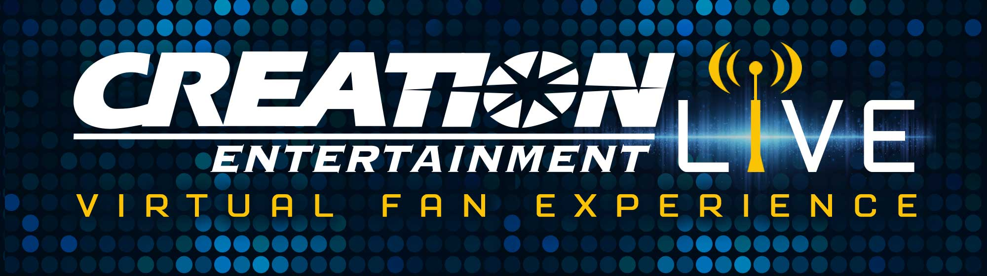 Creation Entertainment presents Virtual Fan Experiences